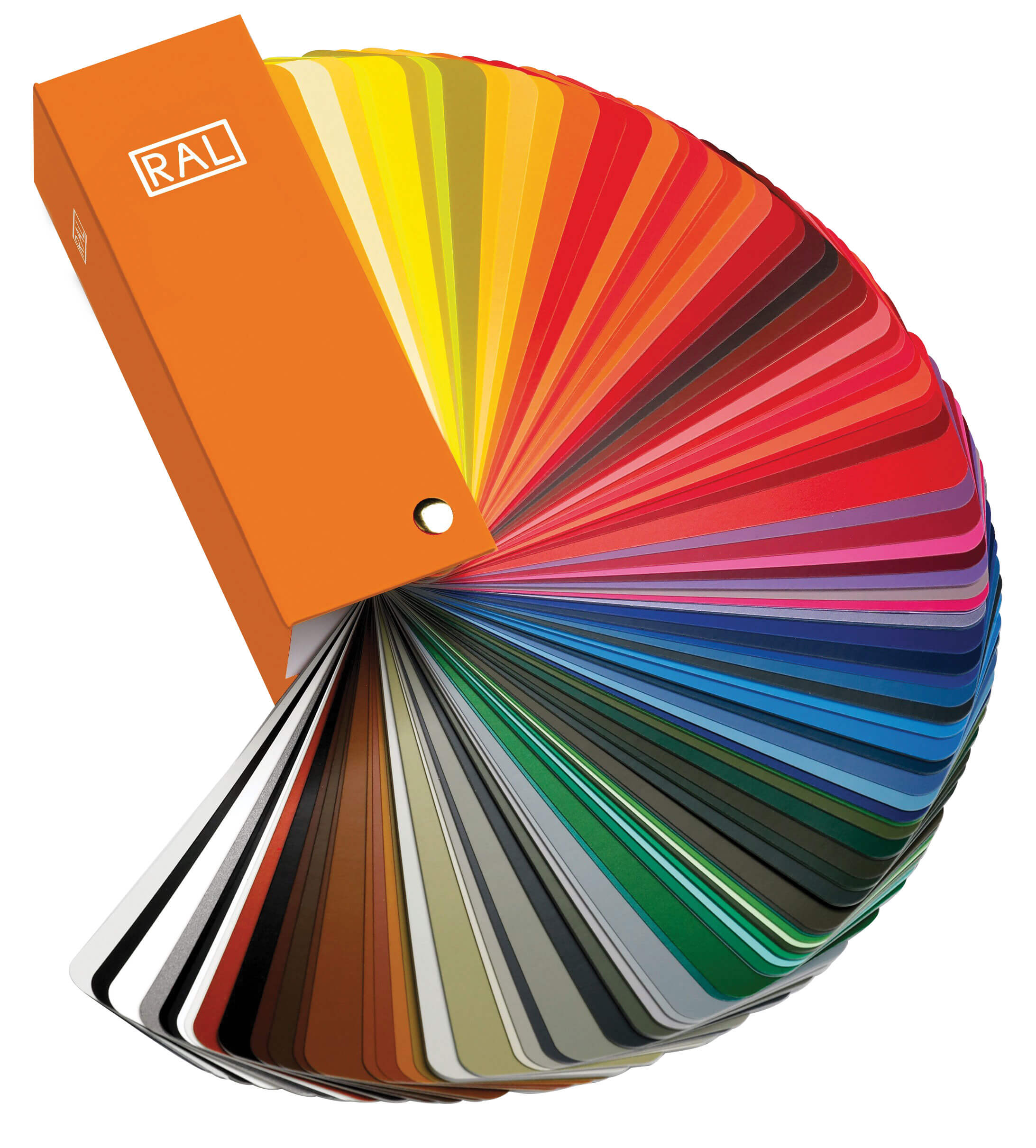 RAL Colour Swatches