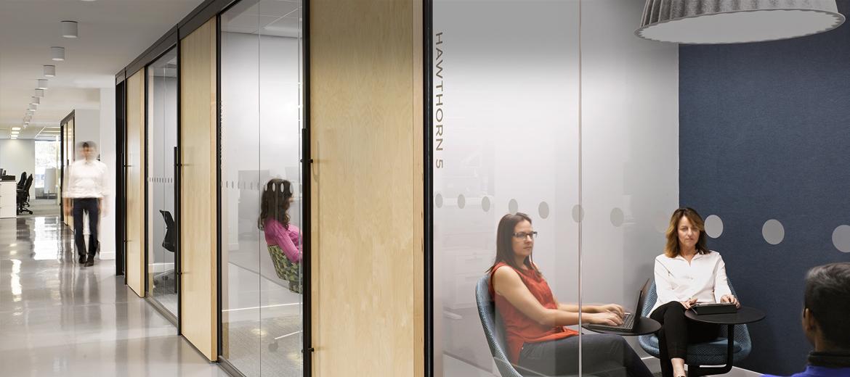 Office-hallway-interior