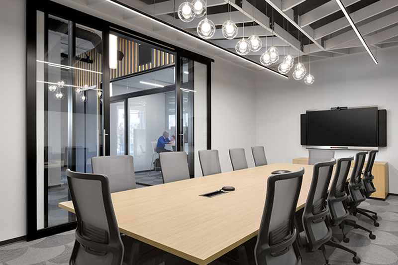 architectural interior solutions office